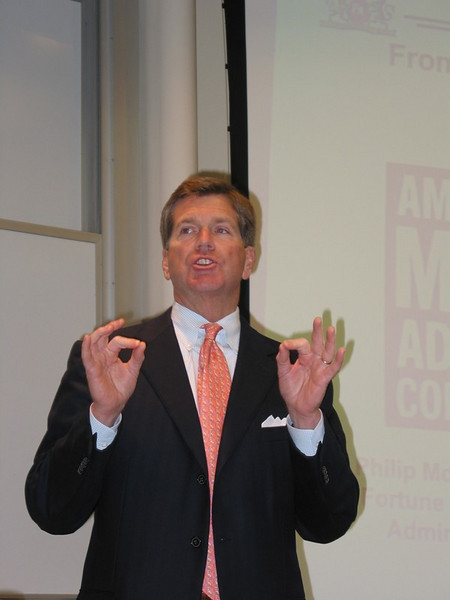 Craig Johnson, VP Philip Morris 01/18/06
